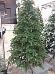 Искусственная силиконовая елка КОВАЛЕВСКАЯ зелёная 235 см, фото 7