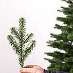 Искусственная силиконовая елка КОВАЛЕВСКАЯ зелёная 255 см, фото 3