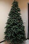 Искусственная силиконовая елка КОВАЛЕВСКАЯ зелёная 255 см, фото 6