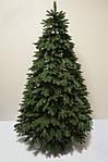Искусственная силиконовая елка КОВАЛЕВСКАЯ зелёная 300 см, фото 4