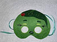 Карнавальная маска Капуста, фото 1