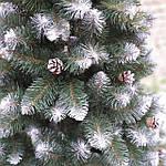 Искусственная ель КАРПАТСКАЯ с с шишками Классика 180 см, фото 5