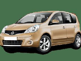 Авточехлы для Nissan (Ниссан) Note 1 (E11) 2004-2013