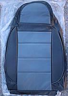 Автомобильные чехлы на сиденья ваз 2108-21099 2114 2115 Пилот с Эко кожи