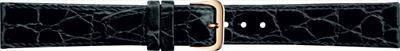 18 мм Кожаный Ремешок для часов CONDOR 082.18.01 Черный Ремешок на часы из Натуральной кожи, фото 2