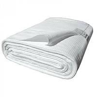 Вафельное полотенце в рулоне, ткань вафельная, 60 м, плотность 145 г/м2, шт. (арт.0002)