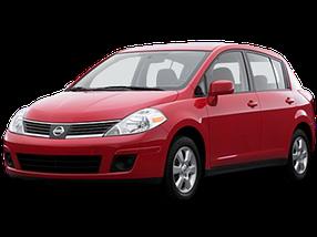 Авточехлы для Nissan (Ниссан) Tiida/Versa 1 (C11)`04-14