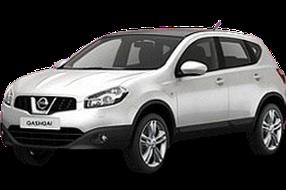 Авточехлы для Nissan (Ниссан) Qashqai 1 (J10) 2006-2013