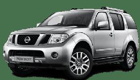 Авточехлы для Nissan (Ниссан) Pathfinder 3 (R51) `05-14