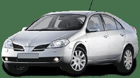 Авточехлы для Nissan (Ниссан) Primera P12 2002-2007