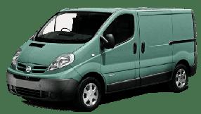 Авточехлы для Nissan (Ниссан) Primastar Van 2006+