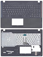 Клавіатура для ноутбука Asus X551 з топ панеллю, фото 1