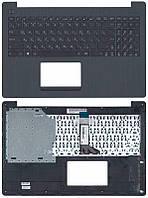 Клавиатура для ноутбука Asus X553 с топ панелью, фото 1