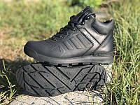 Ботинки зимние мужские кожаные Uk0533