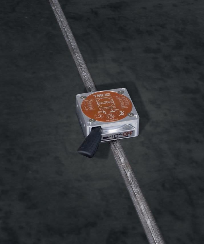 Магнитный грузозахват Alfra TMC 300