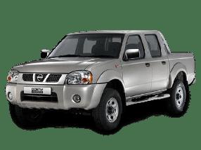 Авточехлы для Nissan (Ниссан) Navara NP300 2 (D40) `05+