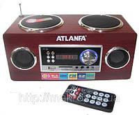 Atlanfa Портативна USB акустика AT-8809