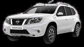 Авточехлы для Nissan (Ниссан) Terrano/Mistral 4 2013+