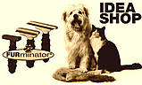 Щітка для грумінгу великих собак deShedding tool Large Фурминатор Fubnimroat лезо 10,16 см, фото 4