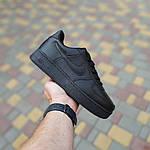 Жіночі кросівки Nike Air Force (чорні) 20238, фото 2
