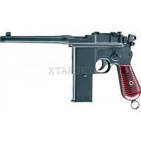 Пневматический пистолет UMAREX Legends C96 маузер