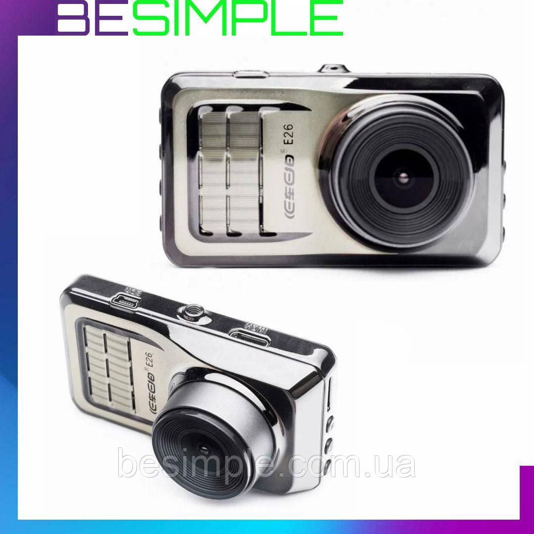 Видеорегистратор DVR E26 / Автомобильный видеорегистратор