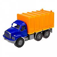 """Большой игрушечный грузовик, длина 50 см,  """"Магирус"""" Фургон 0480"""