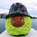 Авокадо - мягкая плюшевая игрушка (плюшевый авокадо) 20 см.Тренд 2020 года!, фото 3