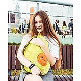 Авокадо - мягкая плюшевая игрушка (плюшевый авокадо) 20 см.Тренд 2020 года!, фото 7