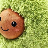Авокадо - мягкая плюшевая игрушка (плюшевый авокадо) 20 см.Тренд 2020 года!, фото 10