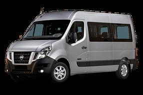 Авточехлы для Nissan (Ниссан) NV400 2010+