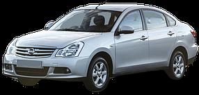 Авточехлы для Nissan (Ниссан) Almera G11/Sylphy 2012+