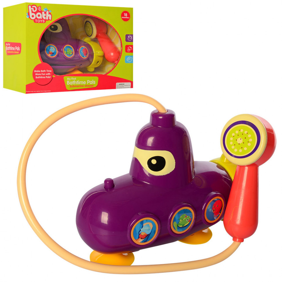 Игрушка для ванной XS-1 Батискаф