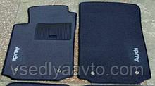 Текстильні килимки в салон передні AUDI A2 (1999-2005)