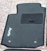 Водійський текстильний килимок для AUDI A2 (1999-2005)