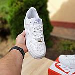 Чоловічі кросівки Nike Air Force (білі) 10308, фото 2