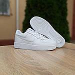 Чоловічі кросівки Nike Air Force (білі) 10308, фото 4