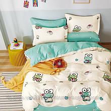 Комплект подросткового постельного белья Bella Villa B-0259 сатин