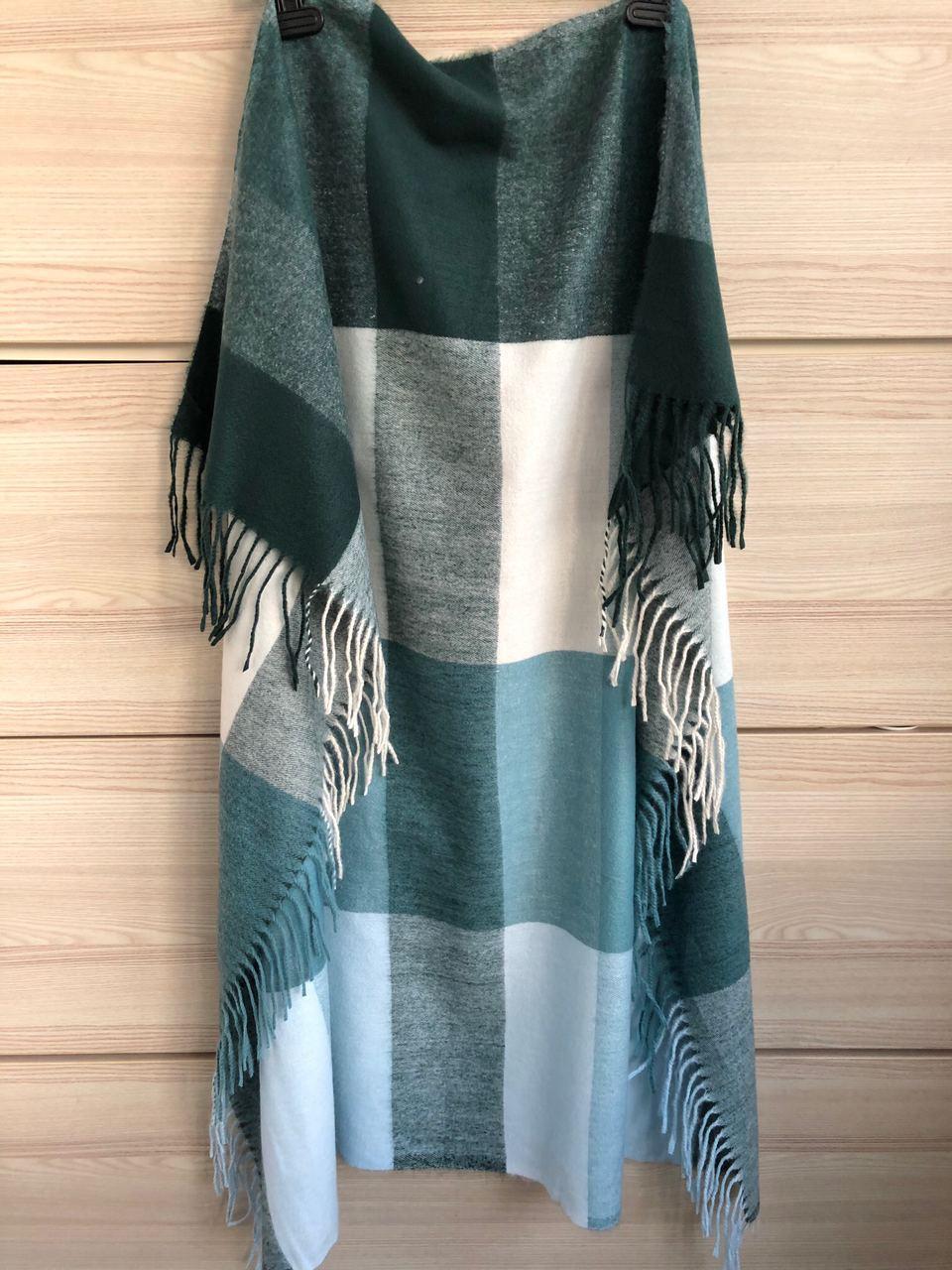Кашемировый теплый платок Cashmere 213005
