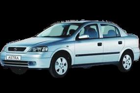 Авточехлы для Opel (Опель) Astra G 1998-2004