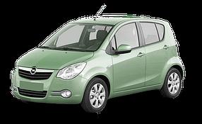 Авточехлы для Opel (Опель) Agila B 2008-2015
