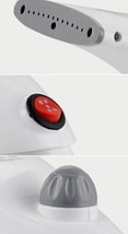Ручний відпарювач для одягу Аврора A7 750w White, фото 3