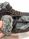 Зимові черевики, р. 41,43,45 з натуральної шкіри, фото 8