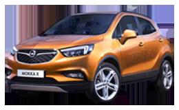Авточехлы для Opel (Опель) Mokka 2012-