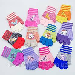 Перчатки детские 2-4года 12шт/упаковка