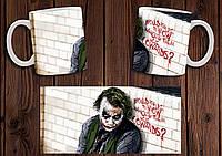 """Чашка """"Джокер"""" / Кружка Joker №2"""