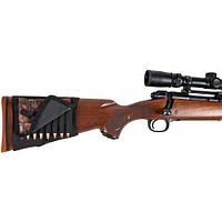 Патронташ на приклад закрытый Allen Rifle Cartridge Holder, для 8 нарезных патронов