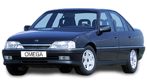 Авточехлы для Opel (Опель) Omega A 1986-1994