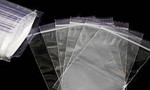 Пакет упаковочный Зиппер 100х150 100 шт