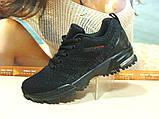 Женские кроссовки BaaS Marathon - 21 черные 41 р., фото 3